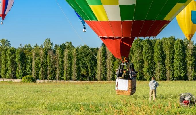 Ballonfahren für Zwei in Köln