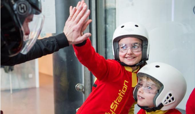 Bodyflying für Zwei in München