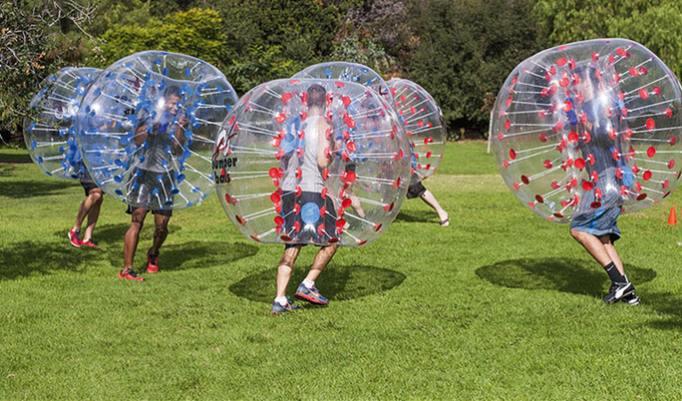 Bubble Soccer Fun4You