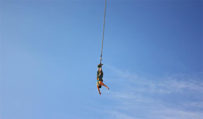 Bungee Jump in Berlin