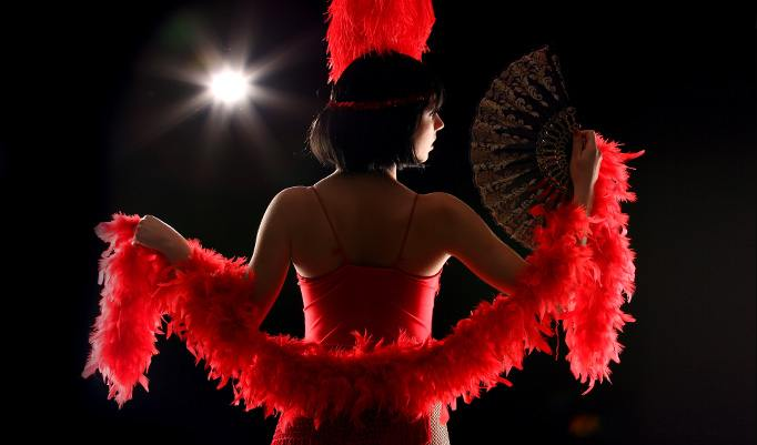 Burlesque-Workshop in Berlin