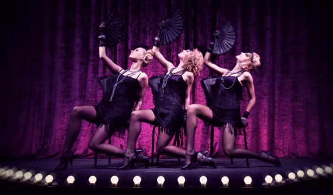 Burlesque-Workshop in Berlin