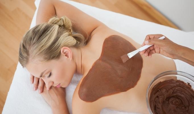 Schokoladen Massage in Leverkusen
