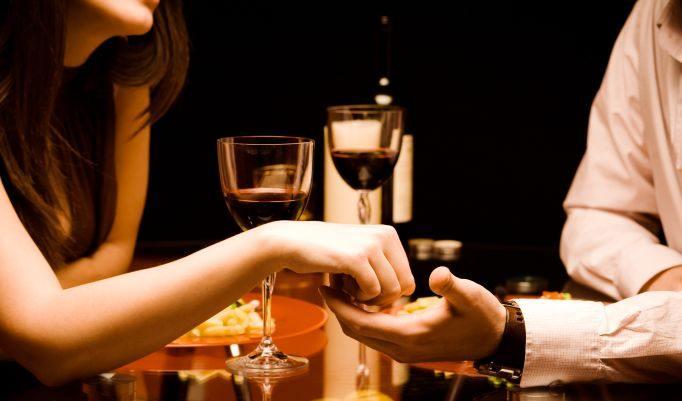 Romantisches Dinner zu zweit in Bersteland