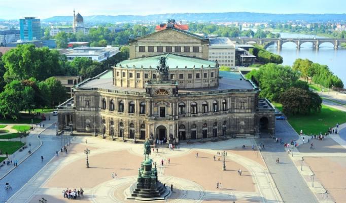 Städtetrip für Zwei in Dresden