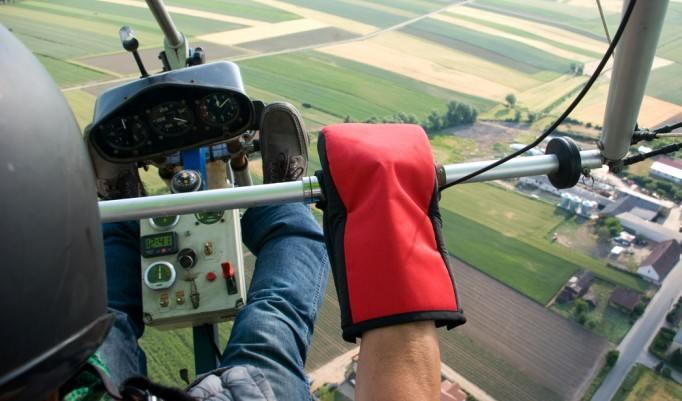 Rundflug im Trike - 90 Minuten in der Region Berlin