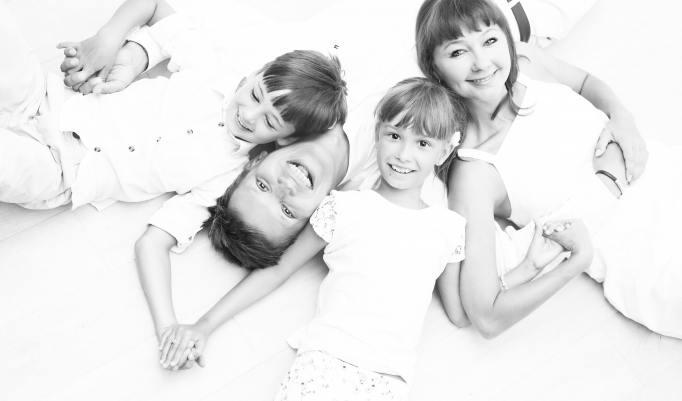 Familien Fotoshooting im Raum Dortmund