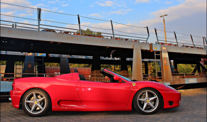 Ferrari 360 selber fahren in Karlsfeld - 30 Minuten