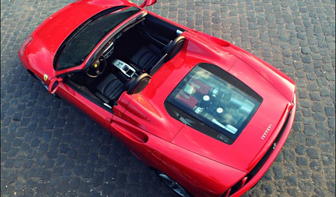 Ferrari 360 selber fahren in Broderstorf - 30 Minuten