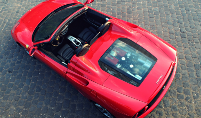 Ferrari 360 selber fahren im Raum Köln - 30 Minuten