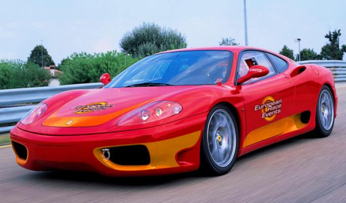 Ferrari selber fahren Gutschein