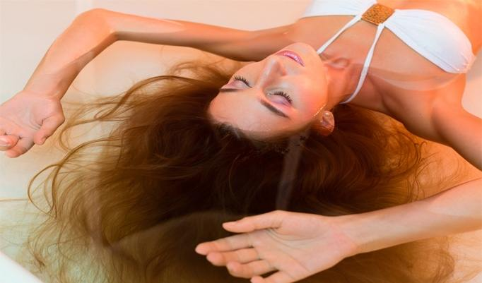 Floating und Ganzkörpermassage