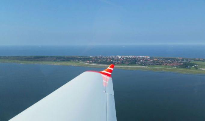 Flugtransfer nach Wangerooge