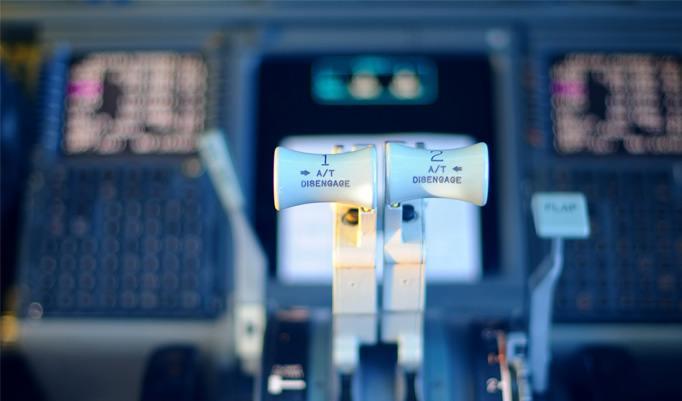 Steuerung Dornier 328