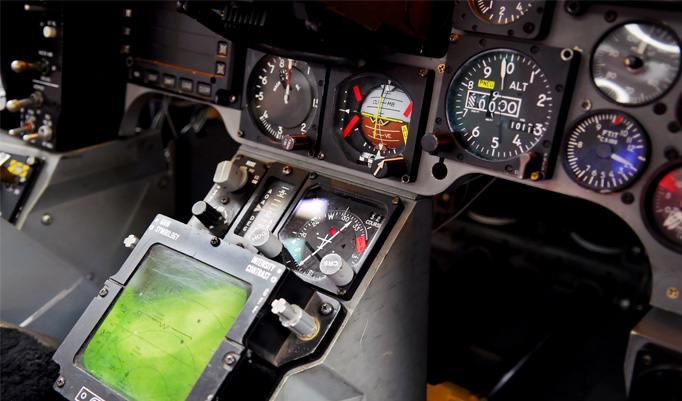 Viper Cockpit