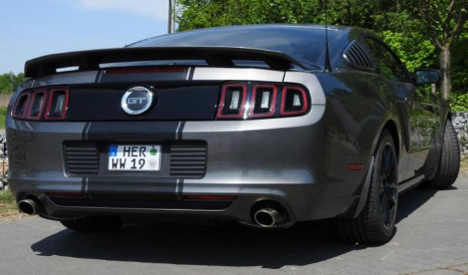Ford Mustang Tagesmiete