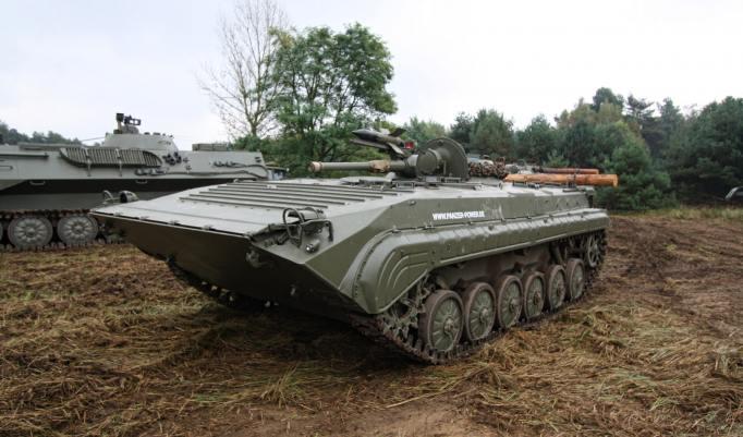 Schneller Panzer