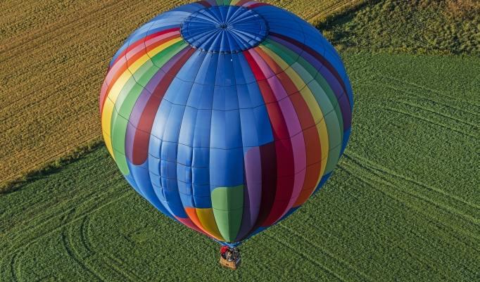 Gutschein Ballonfahrt in Hildburghausen