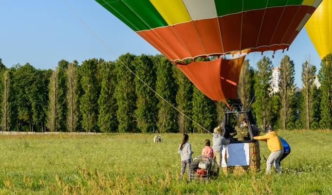 Ballonfahrt für Zwei am Bodensee