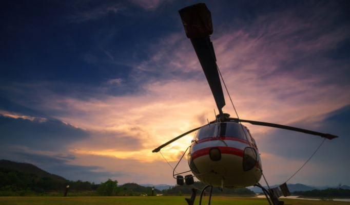 Hubschrauber selber fliegen in Egelsbach
