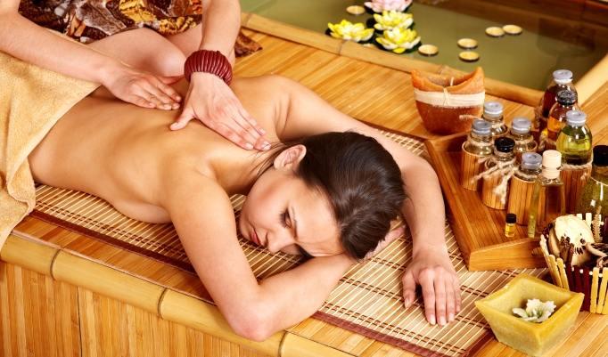 sanfte Thaimassage