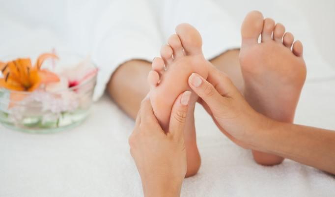 Gutschein für Fußmassage in München