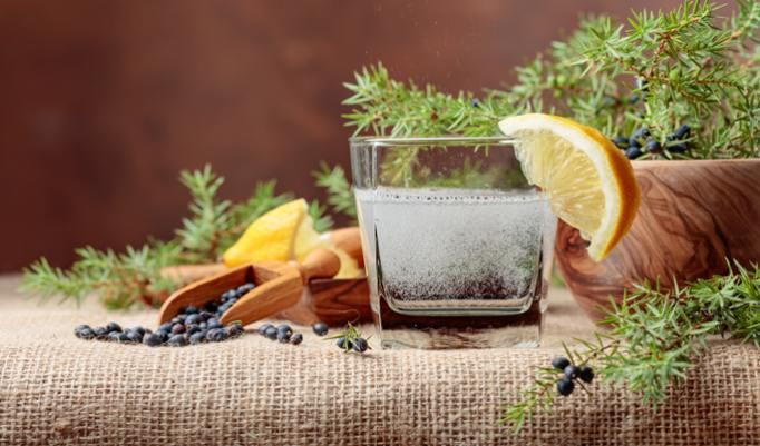 Gin mit Walchholder