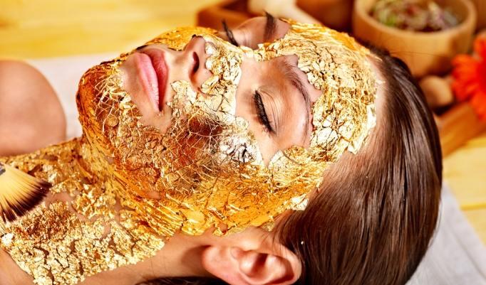 Goldene Momente - Wellness und Spa