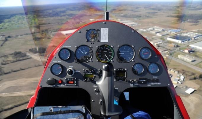 Gyrocopter selber fliegen und steuern