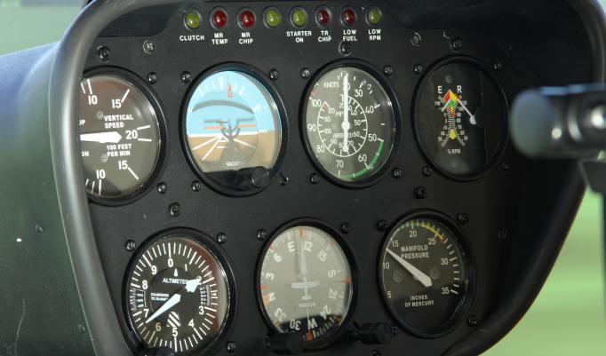 Robinson R22 Flugsimulator in Luzern