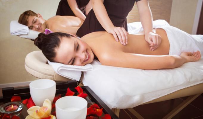 Gutschein für Hawaii Massage für Paare verschenken