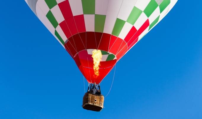 Gutschein Heißluftballonfahrt Bodensee