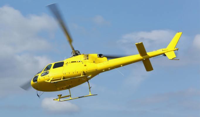 Hubschrauber Rundflug NRW
