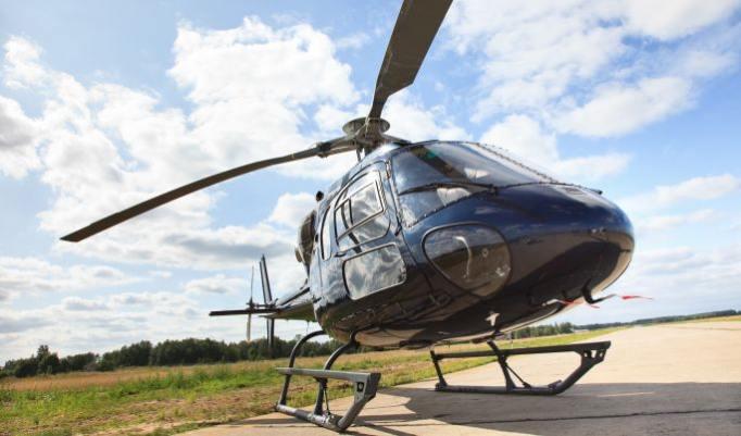 Hubschrauber Rundflug für Drei in Rostock