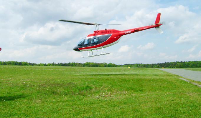 Helikopter Rundflug bei Köln oder Essen verschenken