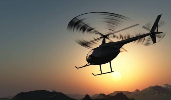 Hubschrauber selber fliegen - 20 Minuten in Egelsbach