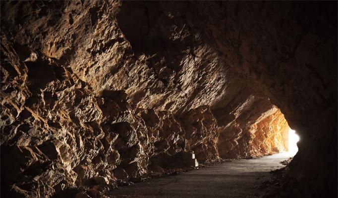Höhlentour und Trekking in Sautens