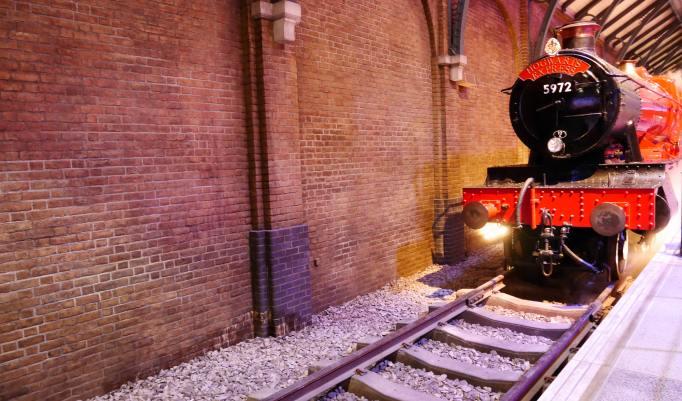 Drehortreise Harry Potter London