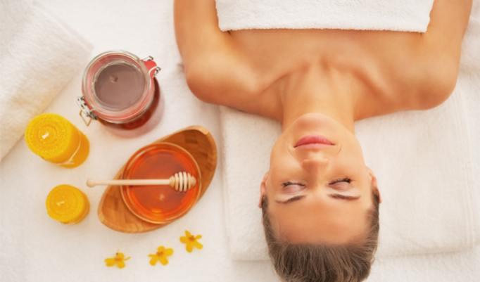 Honig Massage verschenken
