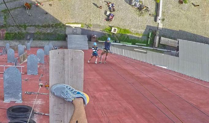 House-Running für Zwei in Brühl