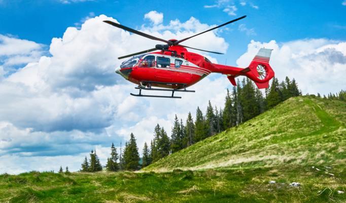 Hubschrauber selber fliegen - 20 Minuten in Kempten