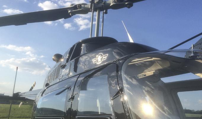 Hubschrauber Rundflug im Raum Ulm