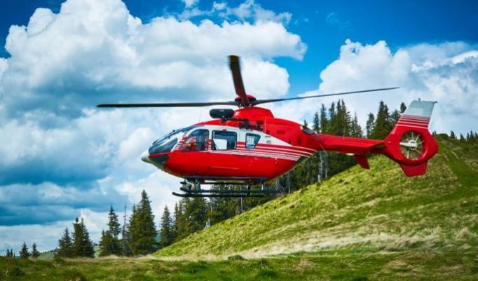 Hubschrauber selber fliegen - 20 Minuten in Würzburg