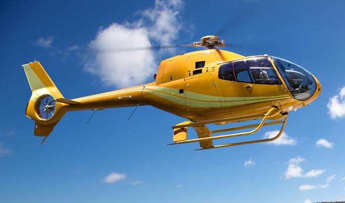 Helicopter selber steuern