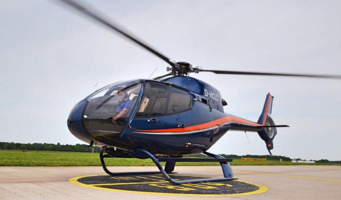 Hubschrauber Rundflug in Bielefeld