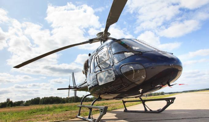 Hubschrauber selber fliegen - 20 Minuten in Koblenz