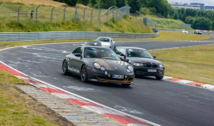 Rennstrecken Training Porsche