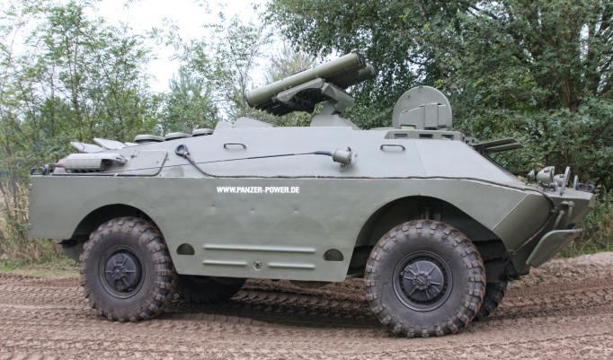 Panzer fahren in Mahlwinkel