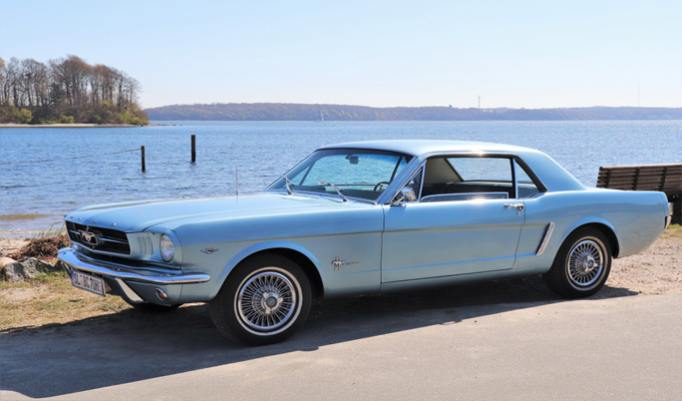 Ford Mustang 65