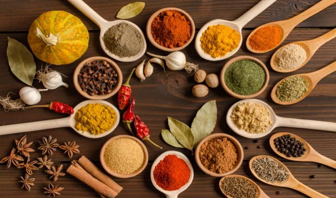 Indian Spice Kochbox